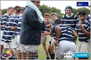 WBHS Rugby: 4th XV vs Rondebosch, Album II