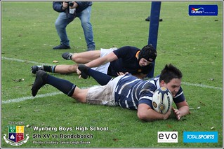 WBHS Rugby: 5th XV vs Rondebosch