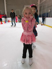 Jillian On Ice