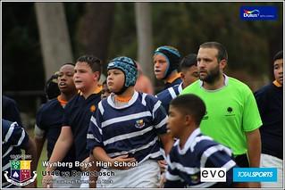 WBHS Rugby: U14C vs Rondebosch