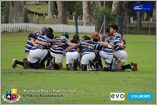 WBHS Rugby: U15A vs Rondebosch
