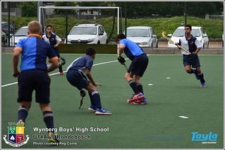 WBHS Hockey: U14A vs Rondebosch