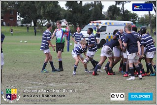 WBHS Rugby: 4th XV vs Rondebosch, Album I