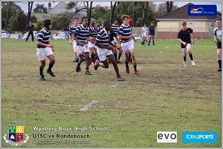 WBHS Rugby: U15C vs Rondebosch