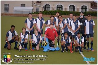 WBHS Hockey: U16E vs Rondebosch U15C