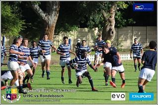 WBHS Rugby: 3rd XV vs Rondebosch, Album I