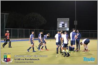 WBHS Hockey: U19B vs Rondebosch