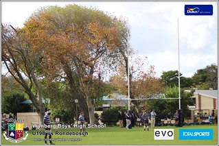 WBHS Rugby: 2nd XV vs Rondebosch, Album I