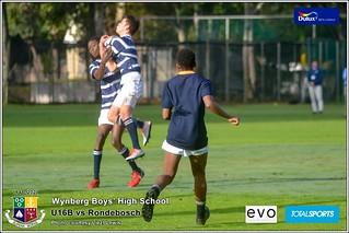 WBHS Rugby: U16B vs Rondebosch, Album II
