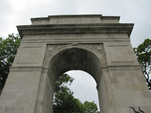 Rosedale Arch (1 of 2)