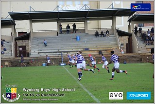 WBHS Rugby: 1st XV vs Rondebosch, Album I