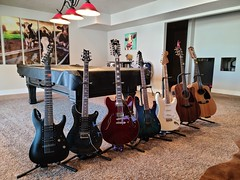 My guitar Collection