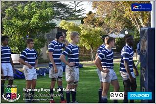 WBHS Rugby: U16A vs Rondebosch, Album II