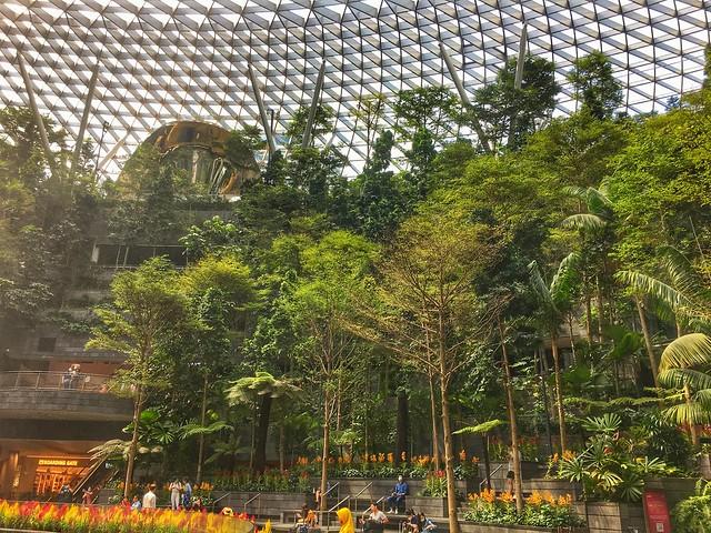 Photo:Jewel Changi Airport, Singapore By cattan2011