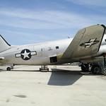 Curtiss C-46D Commando 44-78663, Camarillo, California, USA.