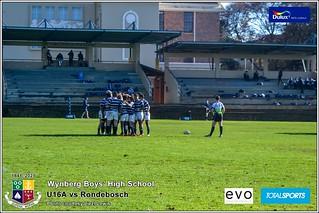 WBHS Rugby: U16A vs Rondebosch, Album III