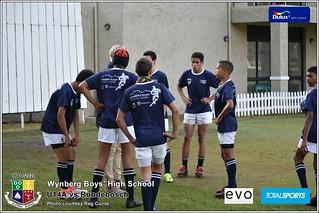 WBHS Rugby: U14A vs Rondebosch