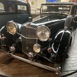 1937 Alvis Speed 25 GJ186