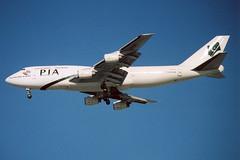 AP-BFY / Pakistan International Airlines Boeing 747-367