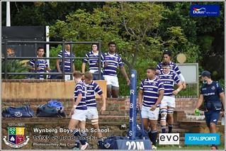WBHS Rugby: 1st XV vs Rondebosch, Album III