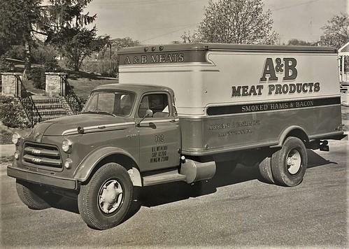 1954/54 Dodge