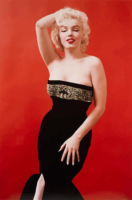 Photo:Marilyn Monroe, la poeta que se convirtió en sex symbol By Antonio Marín Segovia