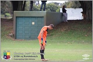 WBHS Soccer: U15A vs Rondebosch