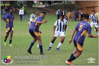 WBHS Soccer: 1st XI vs Rondebosch