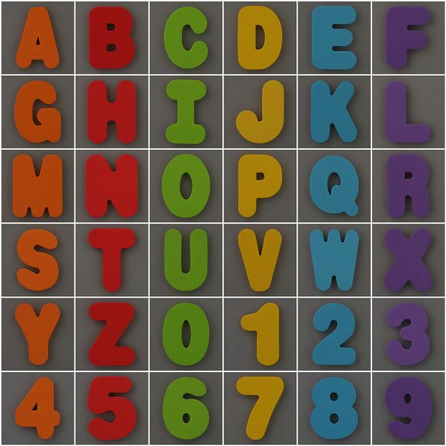 Photo:munchkin Bath Learn alphabet By Leo Reynolds