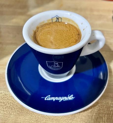 #espresso #campagnolo