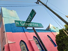 Pink n Blue n Governor All Over