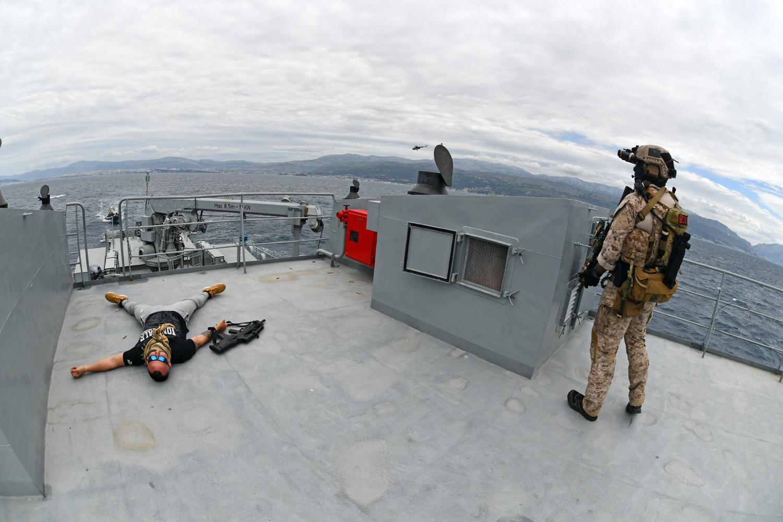 Provedena međunarodna vojna vježba