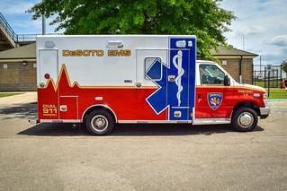 2644 DeSoto Parish EMS (LA)