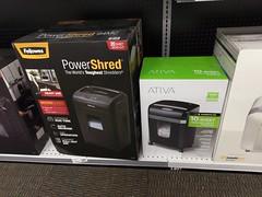 Get shredded...