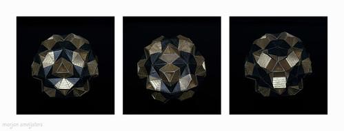 Origami Bromelias Variation (Isa Klein)