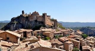 Colegiata de Santa María la Mayor-Alquezar- Huesca