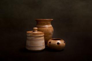 134/365 Pottery