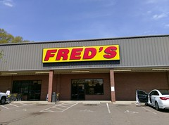 Yet another Arlington Tennessee Fred's exterior photo
