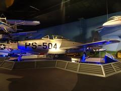 1947 Republic P-846 Thunderjet (1)