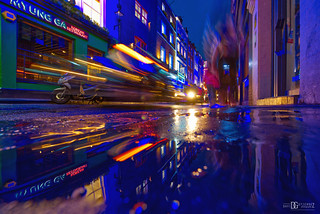 Kingly St, Carnaby, London, UK