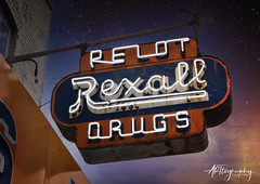 Rexall Drugs Night