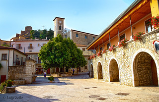 Rocca San Felice (AV).Italy