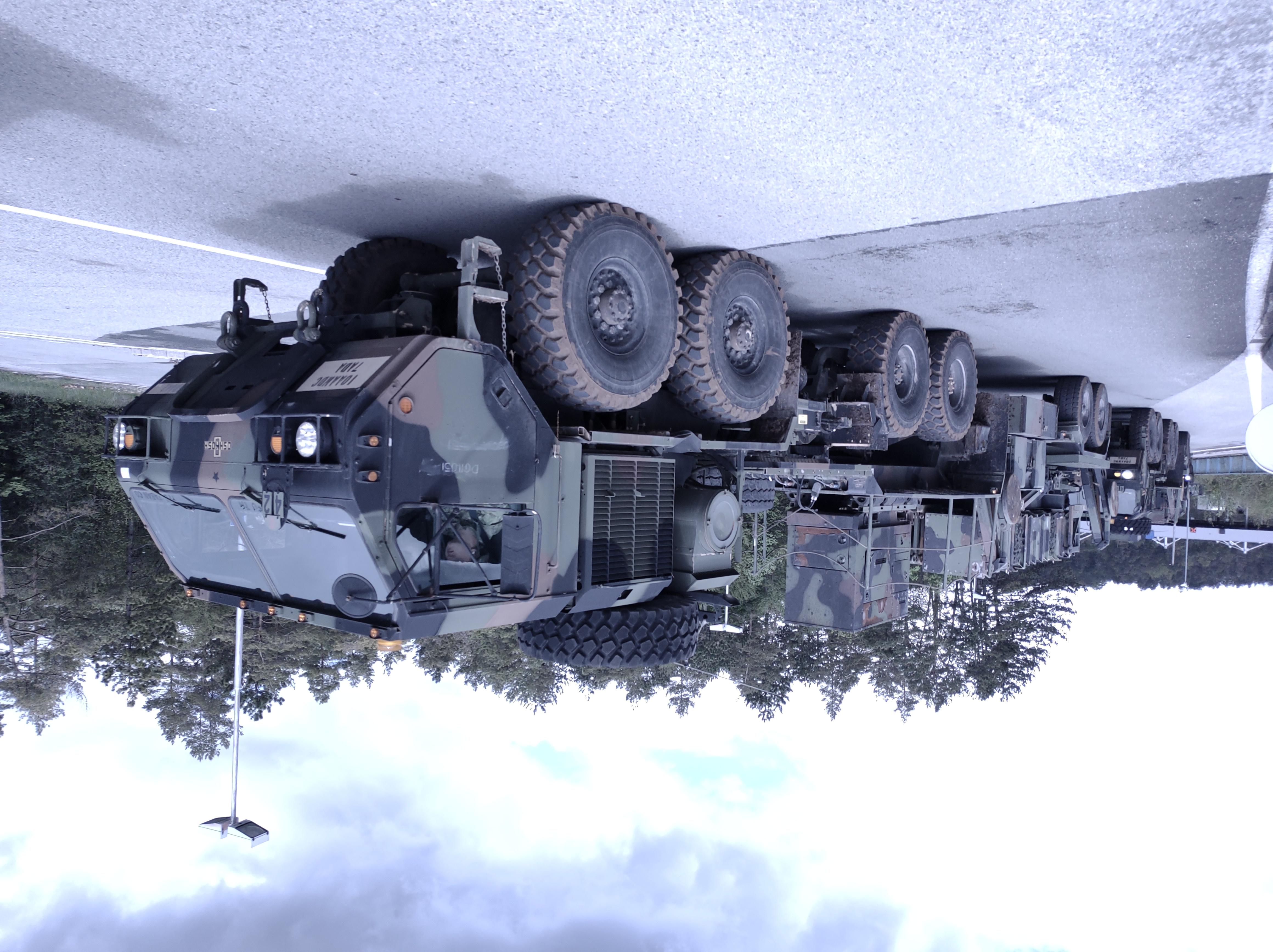 Američki sustav protuzračne obrane Patriot stiže u Zemunik