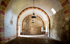 Misión San José in San Antonio, TX