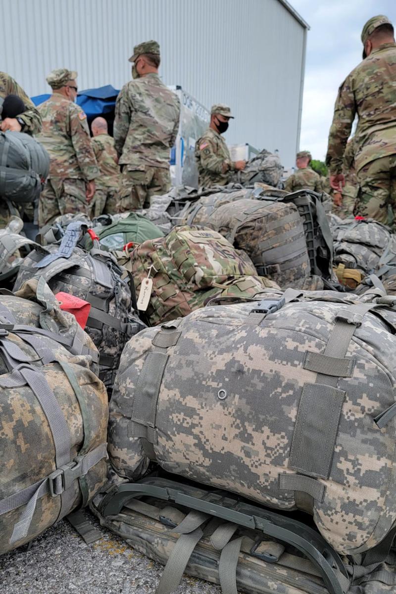 Američki topnici izmješteni na vojni poligon kod Slunja