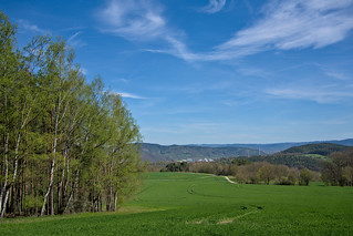 Spring near Rudolstadt