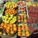 Portra Fruit  (Nikon FE2 / Portra 400)