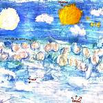 038 - Nessuna paura degli asteroidi di Maia 8 anni
