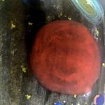 060 - Immagini dallo spazio di Antonio 9 anni