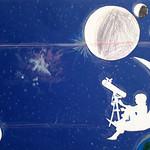 027 - Dalla Luna mi godo lo spazio di Alberto Maria 8 anni